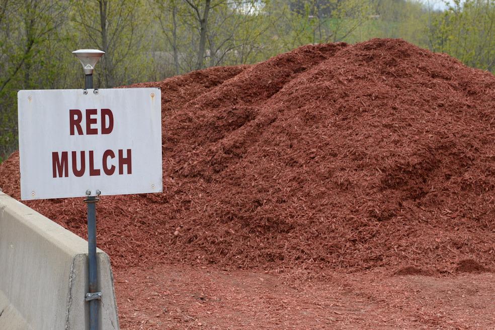 Gravel and Landscape Supply Kewaskum, Wisconsin Mulch